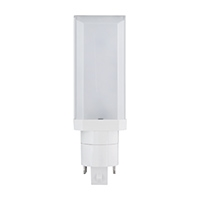 Halco Plug-In PL H Bulb, 10 Watt, G24d/G24q Base, Bypass, 5000K -View Product
