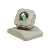 Incandescent MR16 Remote Head Emergency Light, Single Head, Indoor Use- View Product
