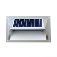 Light Efficient Design Solar Step Light, 1 Watt, 4000K, IP 65-View Product