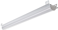 Alphalite Linear Retrofit Kit for 4 Foot Strip, 18 Watt, 3500K, Very Low Wattage, Radial Lens, Dimmable - View Product