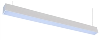 WestGate 4 Foot, LED Architectual Suspended Up/Down Commercial Light, Dimmable, 40 Watts, 4000K- View Product