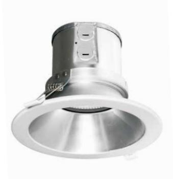 "Alphalite LED 4"" Downlight, 15 Watt, J-Box, Damp Location, Dimmable- View Product"