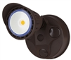 WestGate Security Lights, 10 Watt, 5000K, Bronze Finish, SL-10W-50K-BZ-D- View Product