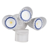 WestGate Security Lights, 30 Watt with PIR Sensor, 5000K, White Finish- View Product