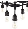 WestGate 24 Foot LED String Lamps, 12, 1 Watt Lamps, E26 Base-View Product