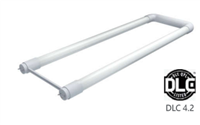 Topstar Lighting LED 2 Foot U6 Tube, 17 Watt Ballast Bypass ***Cases of 12 Tubes***-View Product