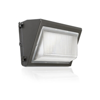 ATG ELECTRONICS eLucent WPDS G3 Wall Pack, Dark Sky, 28 Watt, Dimmable, Glass Lens, With Photocell- View Product