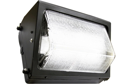 Alphalite Alpha Series Traditional Outdoor LED Wall Pack, 100 Watt, 3000K, High Performance- View Product