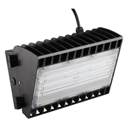 LED Lighting Wholesale Inc. 100 Watt LED Semi-Cutoff Wall Pack Light -View Product