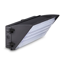 LED Lighting Wholesale Inc. 45 Watt LED Semi-Cutoff Wall Pack Light -View Product