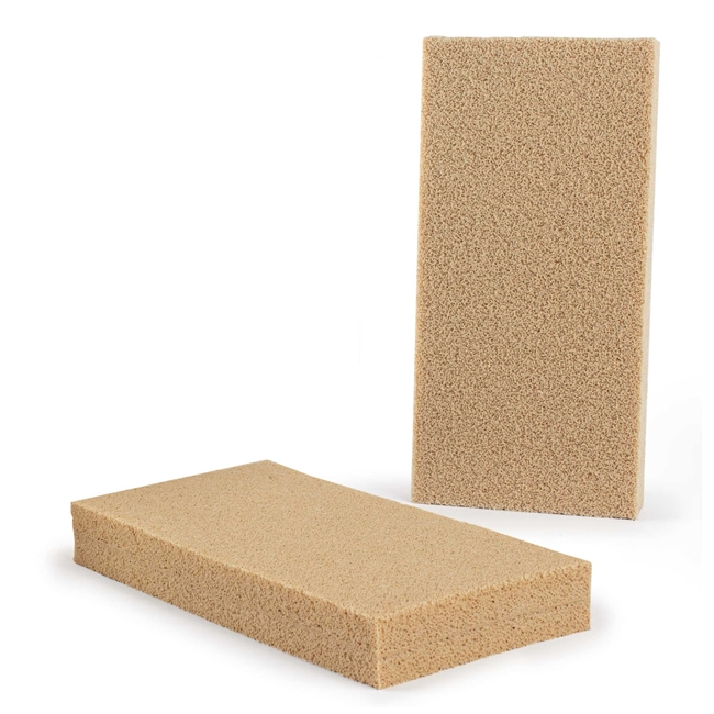 3x6 inch Dry Cleaning Sponge - Soot Remover - Pet Hair Remover