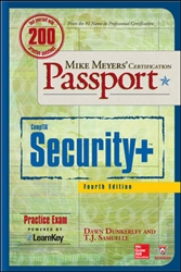 Mike Meyers' CompTIA Security+ Certification Passport, Fourth Edition (Exam SY0-401)