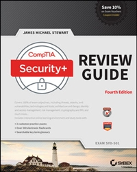 CompTIA Security+ Review Guide: Exam SY0-501 - CompTIA Authorized