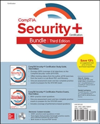 CompTIA Security+ Certification Bundle, Third Edition (Exam SY0-501)