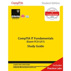 CompTIA IT Fundamentals (Exam FC0-U51) Student Edition + Online Practice Labs