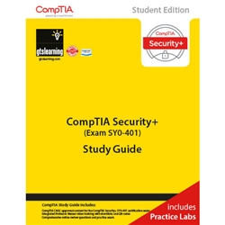 CompTIA Security+ (Exam SY0-401) Student Edition + Live Practice Labs