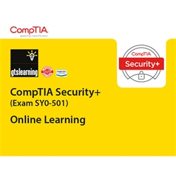 CompTIA Security+ (Exam SY0-501) Online Learning