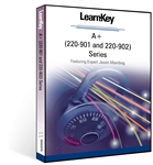 LearnKey CompTIA  A+ (220-901 and 220-902) Online Series