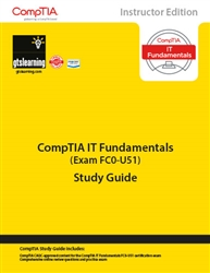 CompTIA IT Fundamentals Certification (Exam FC0-U51) Integrated Learning Courseware - CompTIA Official  (Instructor Edition)