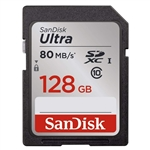 SanDisk 128GB 45MB/s ExtremeSDXC Flash Card