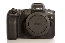 Canon EOS R Mirrorless Digital Camera