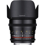 Rokinon 50mm T1.5 Cine DS Lens for Canon
