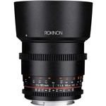 Rokinon 85mm T1.5 Cine DS Lens for Canon