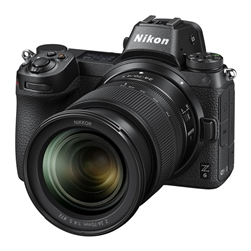 Nikon Z6 Mirrorless Digital Camera with 24-70mm Lens Kit