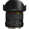 Rokinon 14mm f/2.8 IF ED UMC Ultra Wide-Angle Lens for Nikon With Focus Confirm Chip