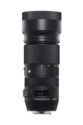 Simga 100-400mm for Canon