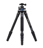 Benro FTF29AIN1 Travel Flat Series 2 Aluminum Tripod with IN1 Ball Head
