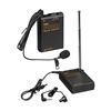 Azden WLX-PRO VHF Wireless Lavalier Microphone System (F1/F2 Frequencies)