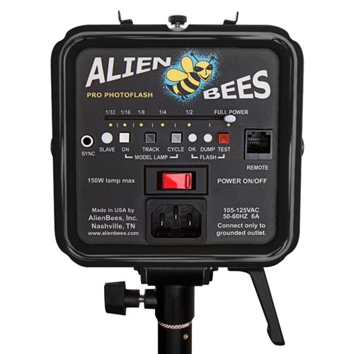 Alien Bees B800 Lighting Kit: Alien Bees B800