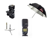 Canon Speedlite  - Off Camera Flash Package w/600EX-RT ONLY