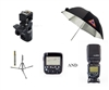 Canon Speedlite  - Off Camera Flash Package w/ST-E3-RT & 600EX-RT