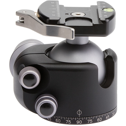 really right stuff bh 55 ball head w full size lever release clamp