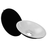 Beauty Dish Kit with Honeycomb Grid for AlienBees