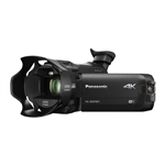 Panasonic HC-WXF991K 4K Ultra HD Camcorder with Twin Camera