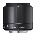 Sigma 60mm f/2.8 DN Lens for Micro Four Thirds