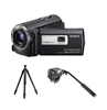 Sony HDR-PJ580V HD Handycam Camcorder with Tripod Package