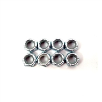 7mm/8mm axle nuts