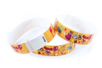 Yellow Birthday Wristband (500pk)