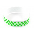 Green Dot Wristbands (500pk)