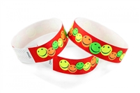 Happy Face Wristband (500pk)