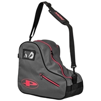 Pacer Skate Bag Grey/Red