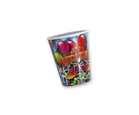 Party Time Cups (glows under black light)