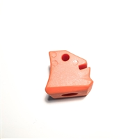 Heel Stop for EXCEL Orange