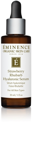 Eminence Organic Strawberry Rhubarb Hyaluronic Serum