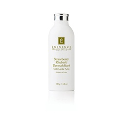 Eminence Organic Strawberry Rhubarb Dermafoliant with Lactic Acid