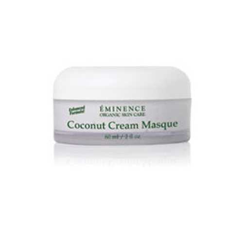 Eminence - Coconut Cream Masque (Normal to Dry Skin) -60ml/2oz Warren London 102101 Cucumber Melon Foaming Facial Refill, 1 gal